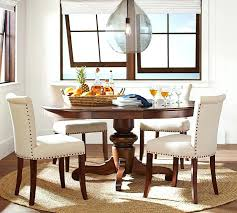 Rug For Round Dining Table Dining Tables Circle Rugs Rectangle Or