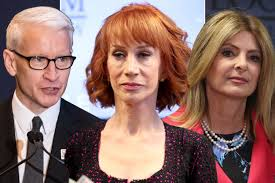 Kathy Griffin slams Lisa Bloom and \u0027Spineless Heiress\u0027 Anderson ...