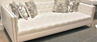 tufted furniture trend. Beautiful Trend Trend Tufted Sofa White 85 For Contemporary Inspiration With  To Furniture G