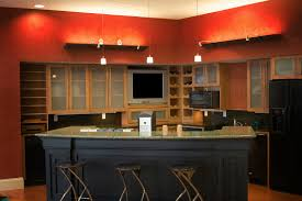 Black And Red Kitchen Red White Combination Kitchen 00420820170426 Ponyiexnet