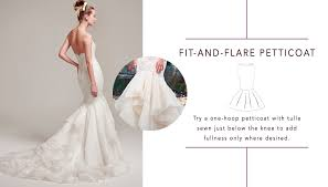picking a petticoat love maggie love maggie Wedding Dress With Hoop fit and flare wedding dresses by maggie sottero, sottero and midgley and rebecca wedding dresses with hoods