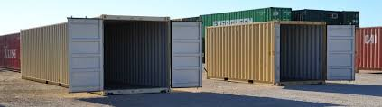 Storage container office Inside Falcon Structures Shipping Container Offices Fast Modular Structure Solutions