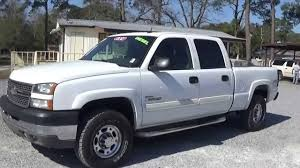 2005 CHEVROLET 2500HD DURAMAX FOR SALE! LEISURE USE CARS 850-265 ...