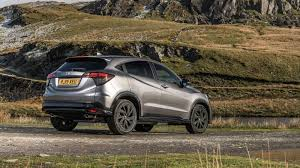 Fitting a bulky child seat's relatively easy, too. Honda Hr V Suv Practicality Boot Space 2015 2020 Carbuyer