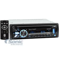 how to take out a sony car stereo sony mex gs620bt single din bluetooth cd car stereo receiver w siri eyes