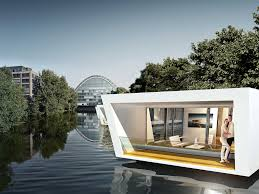 Floating Home Manufacturers 29 Elegant Eco Homes Floating House House And Boating