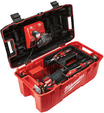milwaukee tool box organizer. milwaukee 48-22-8020 tool box loaded organizer o