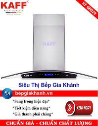 Máy hút khói khử mùi kính cong 90cm Kaff KF GB029, máy hút mùi, máy hút  khói, máy hút mùi nhà bếp giá rẻ 5.050.000₫