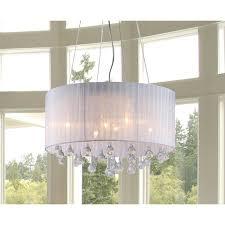 spherical lighting. Blazer Spherical 4-Light Drum Chandelier Lighting R