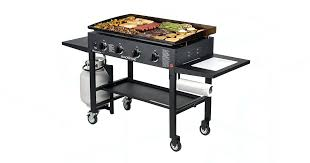 prime day inch outdoor flat top gas grill griddle station only regular blackstone 36 4 burner propane fueled ama