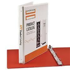 4 Binder Full Size Vinyl Binders Fey Promotional Products Group
