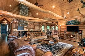 Interior Design Log Homes Unique Decoration