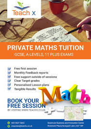 Elegant, Modern, Tutoring Flyer Design For A Company By Silvia ...