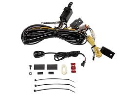 arb wrangler led wiring harness 3500520 87 17 wrangler yj tj arb intensity driving light wiring harness 87 17 wrangler yj tj