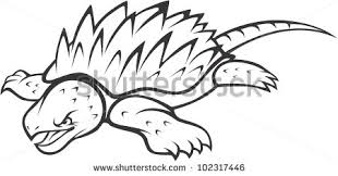 Small Picture Snapping Turtle Stock Images Royalty Free Images Vectors