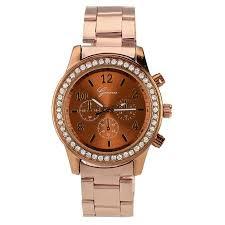 CYBST - Stylish Watch <b>Ladies Women Girl</b> Unisex <b>Stainless</b> Steel ...