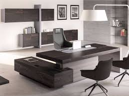 shelves office. L-shaped Executive Desk With Shelves JERA | Office By Las Mobili