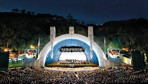 Hollywood Bowl The Hollywood Bowl Hollywood Walk Of Fame