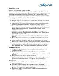 Classy Job Descriptions For Resume Cna Description Duties Examples