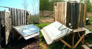 outdoor solar shower solar outdoor solar shower camping