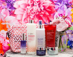 elemis qvc uk tsv 6 piece pro collagen 24 7 face and body collection