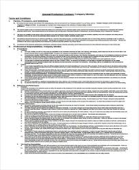 Production Contract Templates - 9+ Free Word, Pdf Format Download ...