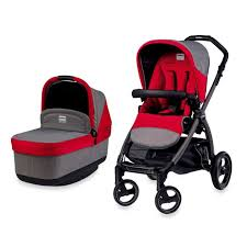Peg Perego Book Pop-Up Stroller in Tulip | Bed Bath & Beyond