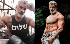 Image result for images and gifs of beautiful older men