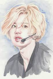 Yeolisme On Twitter Love Draw Sungjong Lately His Messy Blonde