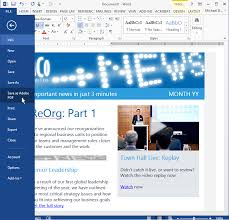 outlook mail templates create mobile responsive html email templates in outlook