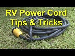 what are the best rv power cords for 2019 camp addict if you have a surge protector that plugs in at that pedestal plug it in first out your shore power cord attached no matter whether it s a 50 amp rv