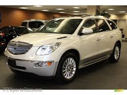 buick enclave 2008 white. white opal cashmerecocoa buick enclave cxl awd 2008 i