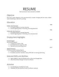 How To Make Resumes On Word How Tomake Resume Sample 2 How To Make Resume Template On Word