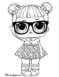 Teachers Pet Doll Coloring Page Share With Friends Surprise Free Lol