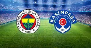 Fenerbahçe-Kasımpaşa maçı ne zaman, saat kaçta, hangi kanalda? Fenerbahçe- Kasımpaşa muhtemel 11'ler! - Haberler