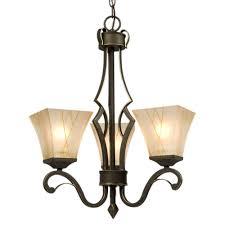 filament design n 3 light oil rubbed bronze with gold incandescent chandelier