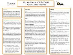 Cmos Author Date Classroom Poster Purdue Writing Lab