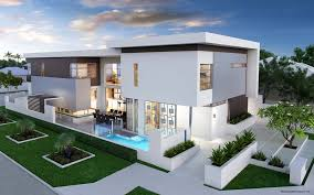 sensational inspiration idea cool modern contemporary house plans australia b home design