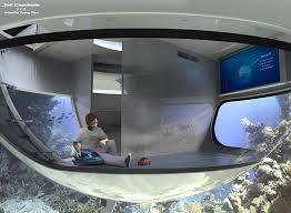 Floating Home Manufacturers Off Grid Ufo Home Is Completely Powered By Wind Water And Sun