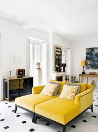 Living Room Chaises Tour An Eclectic Apartment In Madrid Thou Swell