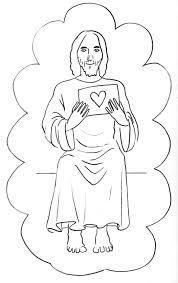 Kinderwoorddienst Kleurplaat Jezus Duiven