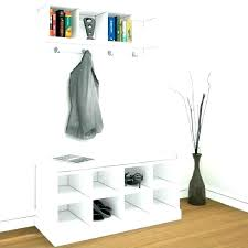 White Coat Rack With Storage Unique Coat Rack With Storage Coat Rack Storage Bench Storage Bench With