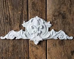 wood furniture appliques. Diy Shabby Chic Appliques - Furniture Fleur De Lis Onlay Decorative Forms Wood D