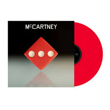 Bravado - III (Exclusive Red Vinyl) - Paul McCartney - LP