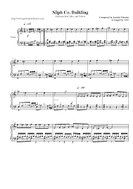 pokemon sheet music piano game music themes silph co building from pokemon red blue yellow