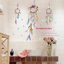 Dream Catcher Baby Bedding Dream Catcher Decal Feather Sticker Boho Dreamcatcher 100 Wall 27