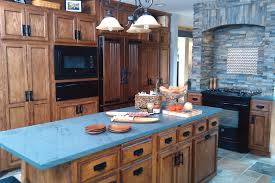 view in gallery blue slate countertop