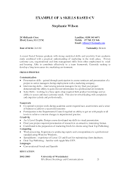 Administrative Resume Skills Executive Assistant Sample Office