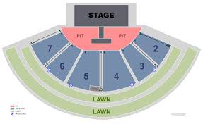 White Oak Amphitheater Greensboro Nc Seating Chart Q104 1 Country Fest Feat Rodney Atkins More Central