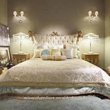 Luxury Furniture Royal Furniture Antique Gold Bedroom Sets Baroque ...